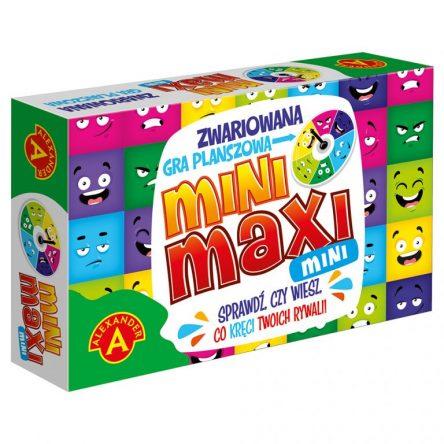 Gra Mini Maxi – wersja mini