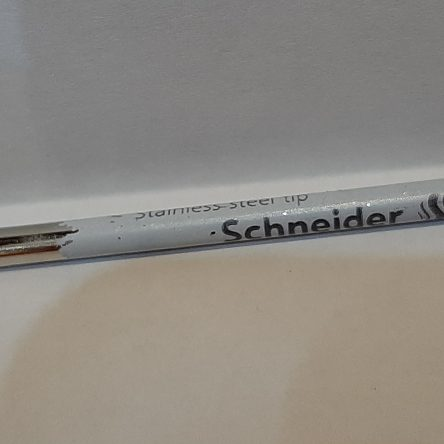 Wkład do długopisu Schneider Slider 757 M niebieski